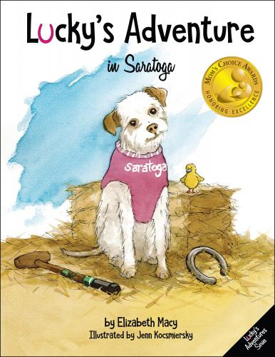 Lucky's Adventure in Saratoga Cover Image