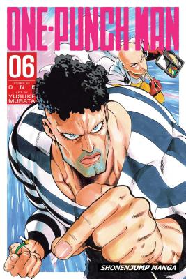 One-Punch Man, Vol. 6 Cover Image