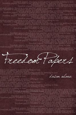 Freedom Papers Cover Image