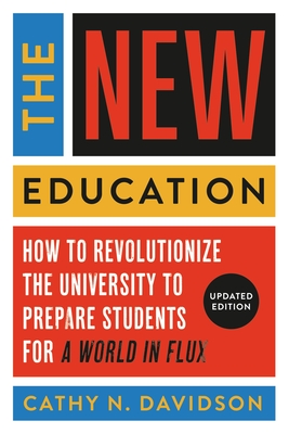 Cover for The New Education