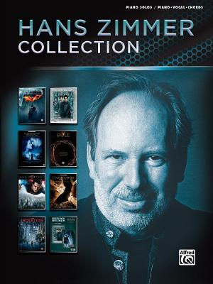 Hans Zimmer Collection: Piano Solo & Piano/Vocal Cover Image