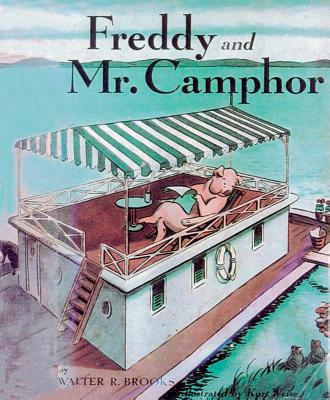 Freddy and Mr. Camphor Cover