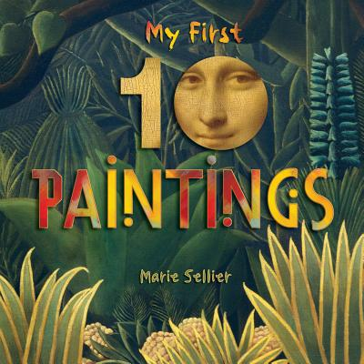 My First 10 Paintings Cover Image