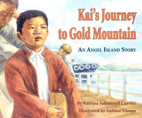 Cover for Kai's Journey to Gold Mountain