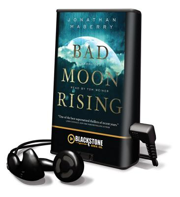 Bad Moon Rising [With Earbuds] (Playaway Adult Fiction) Cover Image