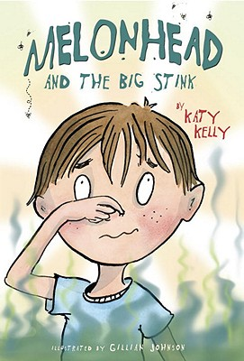 Melonhead and the Big Stink Cover Image
