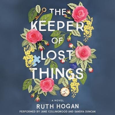 The Keeper of Lost Things Cover Image