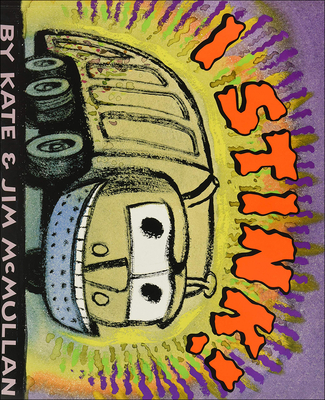 Cover for I Stink!