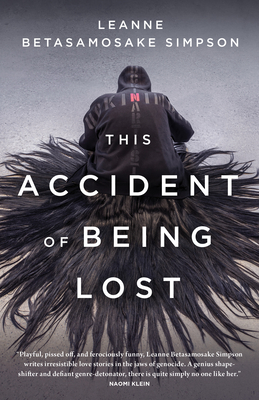 Cover for This Accident of Being Lost