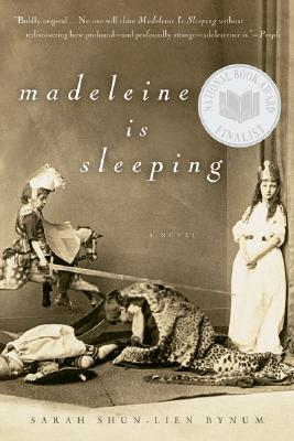 Madeleine Is Sleeping Cover