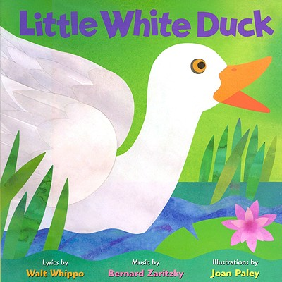Little White Duck Cover