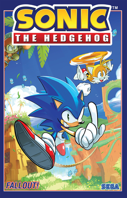 Sonic The Hedgehog, Vol. 1: Fallout! Cover Image