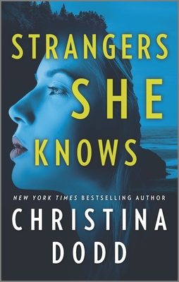 Strangers She Knows (Cape Charade #3) Cover Image