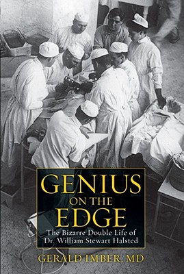 Genius on the Edge Cover