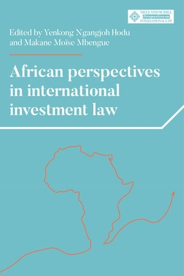 African Perspectives in International Investment Law Cover Image