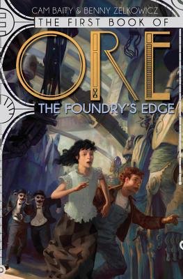 The Foundry's Edge Cover
