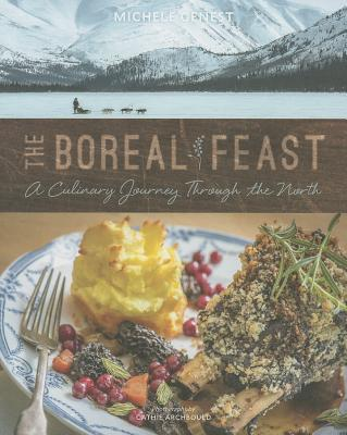 The Boreal Feast: A Culinary Journey through the North Cover Image