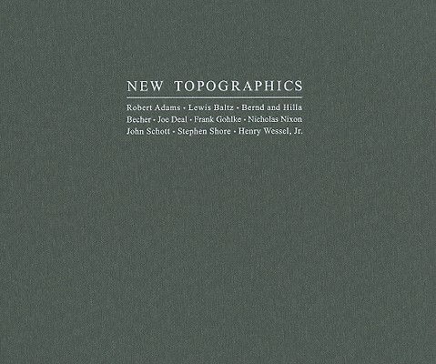 New Topographics Cover