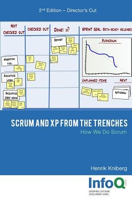 Scrum and XP from the Trenches - 2nd Edition Cover Image