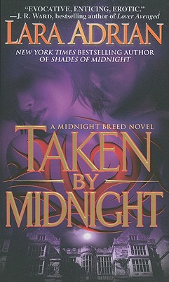 Taken by Midnight: A Midnight Breed Novel Cover Image