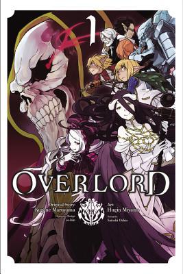 Overlord, Vol. 1 (manga) (Overlord Manga #1) Cover Image