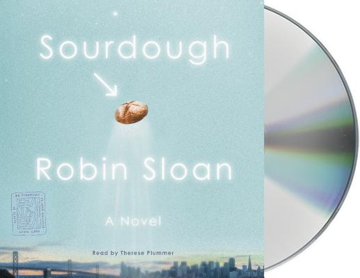 Sourdough: A Novel Cover Image
