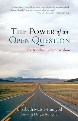 The Power of an Open Question Cover