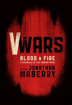 V-Wars: Blood and Fire Cover Image