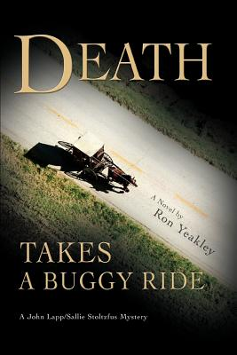 Death Takes a Buggy Ride Cover