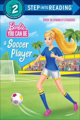 You Can Be a Soccer Player (Step Into Reading) Cover Image