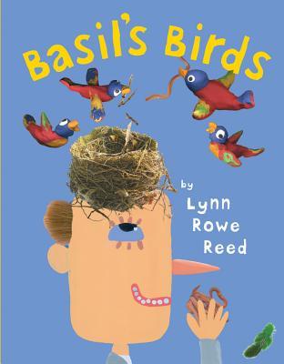 Basil's Birds Cover