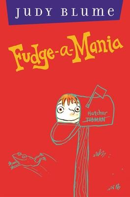 Fudge-a-mania Cover Image