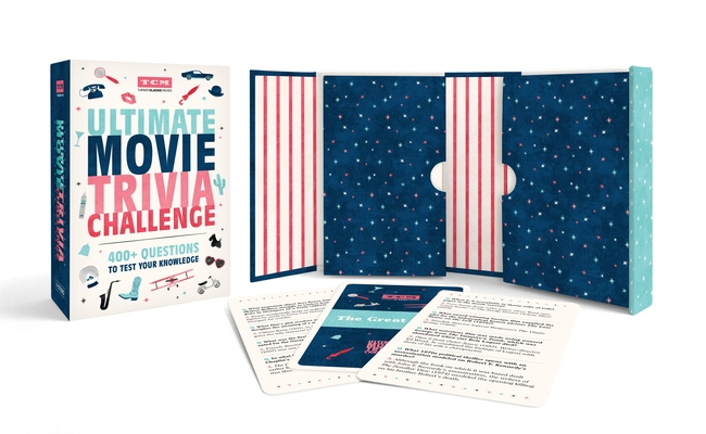Turner Classic Movies Ultimate Movie Trivia Challenge: 400 Questions to Test Your Knowledge Cover Image