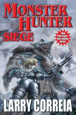 Monster Hunter Siege Cover Image