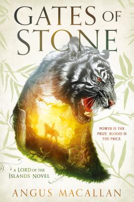 Gates of Stone (A Lord of the Islands Novel #1) Cover Image