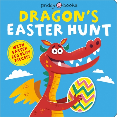 Lift and Play: Dragon's Easter Hunt (Lift & Play) Cover Image