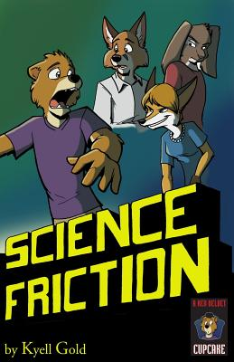Science Friction (Cupcakes #3) Cover Image