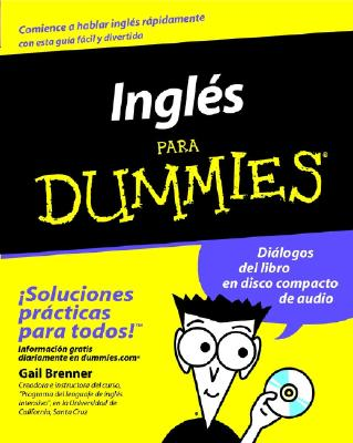 Ingles Para Dummies [With CDROM] Cover Image