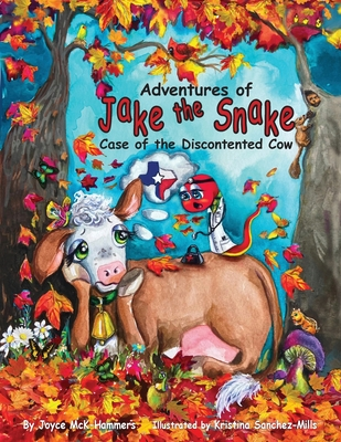 Adventures of Jake the Snake: Case of the Discontented Cow Cover Image