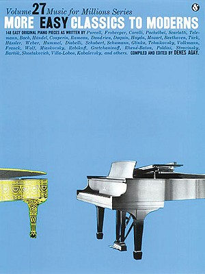 More Easy Classics to Moderns: Music for Millions Series (Music for Milions #27) Cover Image
