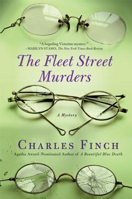 The Fleet Street Murders (Charles Lenox Mysteries #3) Cover Image