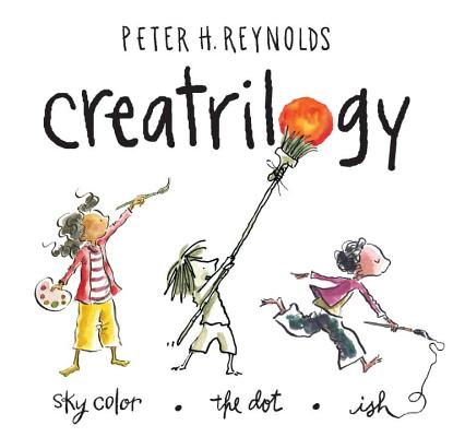 Creatrilogy Cover Image