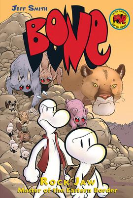Rock Jaw (BONE #5) Cover Image