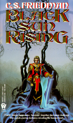 Black Sun Rising (Coldfire Trilogy #1) Cover Image