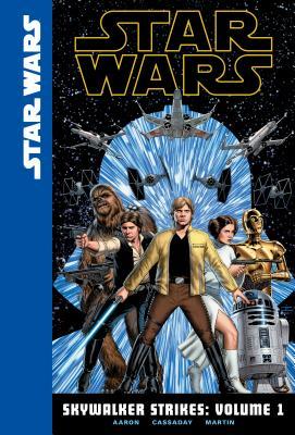 Skywalker Strikes: Volume 1 (Star Wars: Skywalker Strikes #1) Cover Image