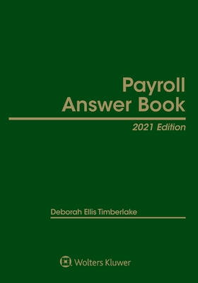 Payroll Answer Book: 2021 Edition Cover Image