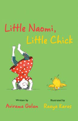 Little Naomi, Little Chick Cover