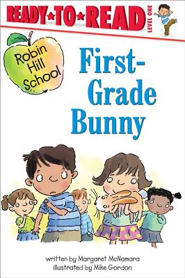 Cover for First-Grade Bunny