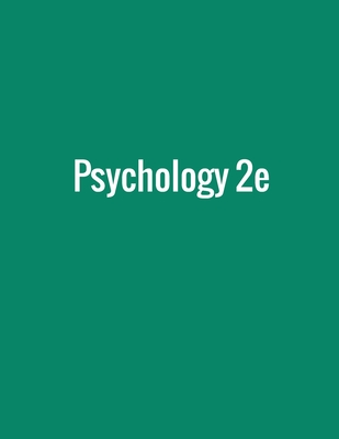 Psychology 2e Cover Image