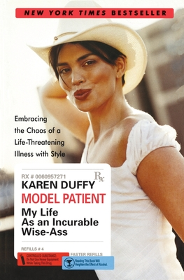 Model Patient: My Life as an Incurable Wise-Ass Cover Image